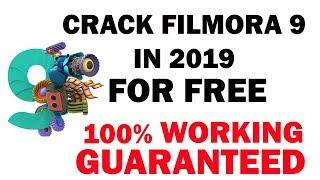 HOW TO CRACK FILMORA
